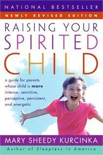 Raising Your Spirited Child.