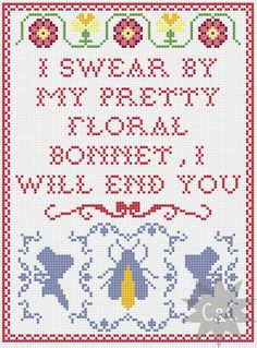 capesandcrafts cross stitch needlepoint. Two of my favorite things combined.