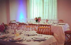 Detalle mesa boda
