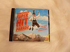 Volkstumliche Super Hit Parade German Folk Music CD 1987 #TraditionalFolk