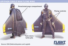 Gryphon Flying Wing