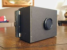 DIY pin-hole camera - how I would love to do this some day!