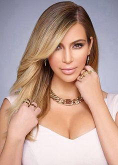 Kim Kardashian not fond of the blonde