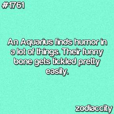 Maybe this is why I'm so okay with being the only one that laughs at a joke. If it's funny, it's funny, and I will laugh. I also laugh at my own jokes, too! :D