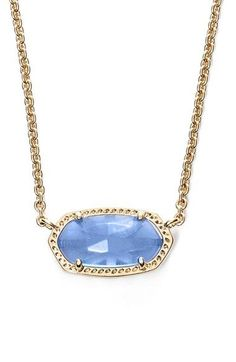 Kendra Scott 'Elisa' Pendant Necklace available at #Nordstrom