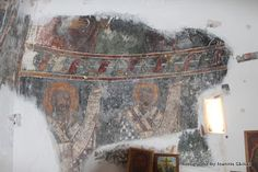 Timios Stavros Church in Chora Castle on the island of Kalymnos Byzantine Icons, Christian Art, Kos, Islands, Greece, Religion, Castle, Painting, Greece Country