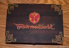 tomorrowland festival invitation - Google Search