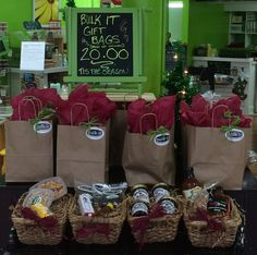 Holiday Gift Bags & Gift Certificates http://wp.me/p4Kw2l-89