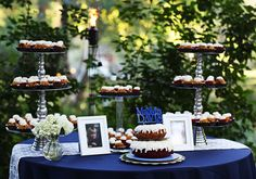 Dessert Table | Marielle Hayes Photography