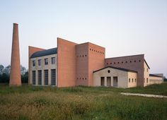 City hall of Borgoricco   Palladium Photodesign   Barbara Burg + Oliver Schuh