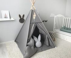 See related links to what you are looking for. Cat Teepee, Teepee Tent, Kids Tents, Teepee Kids, Play Tents, Childrens Teepee, Childrens Room Decor, Wooden Feather, Wooden Poles