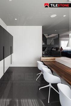 keramische vloertegel, gepolijste tegel, keukentegel, slijtvast, impermo, keukenvloer, moderne keuken, glanzende tegel, tilestone, goedkope tegel