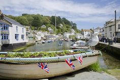 Polperro, England | 18 Charming Seaside Towns In Britain You Must Run Away To