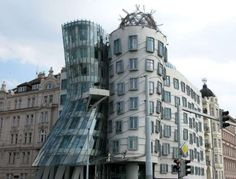 Dancing House - Victoria Simpson/Rex Features