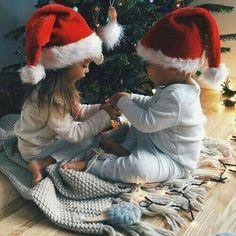 Imagen de christmas, baby, and kids
