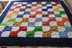 Bowtie Quilt @Mary Dobbs @Laura Fisher