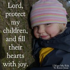 Protection and joy