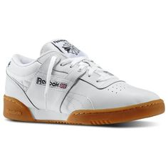 b2c792e60bad Reebok Shoes Men s Workout Low in White Gum Size 8 - Lifestyle Shoes
