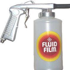 Fluid Film Undercoating Spray Applicator Gun   $ 39.50 #Undercoatings             $  39.50