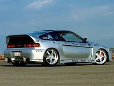 custom honda | Custom Honda CRX from GroundDesigns