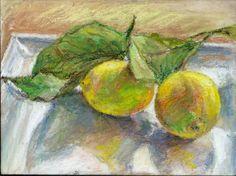 PASTEL GRAS Citrons