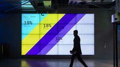 In 2014 Klarna, a leading online payment company from Sweden, approached onformative with the request to develop a real-time data visualization for the lobby of their new headquarters. credits Commissioned by: Max Larsson von Reybekiel / Klarna Production: Julia Laub Creative Direction: Cedric Kiefer Art Direction: Strichpunkt Berlin Data Analysis: Christopher Warnow Code: Aristides Garcia