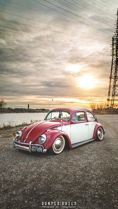From a recent set with another beetle and VW bus