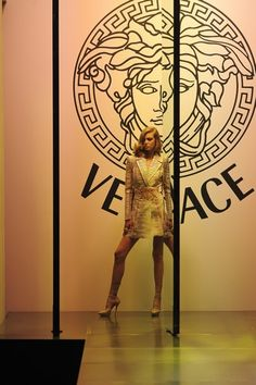 Versace at Haute Couture Fashion Week Paris: A/W 2012-2013