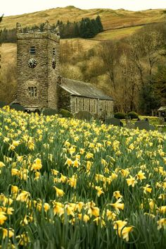 Church at Troutbeck, Lake District, Cumbria, England