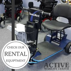 Active Wheelchair and Scooter Rentals