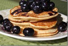 Coco-nana Pancakes