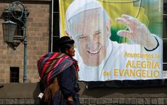 Pope Francis' Visit to Latin America Will Test His Ability to Keep Catholics in the Fold - The New York Times