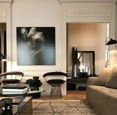 30 Parisian Chic Decor Ideas For Your Apartment - The Mood Palette