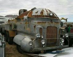 Don't know what this is but it is wicked looking.