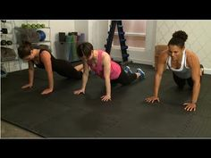 CrossFit Tabata: Squats and Push-Ups  My kind of fitness..hey you at the squat machine...how's that workin out for ya!
