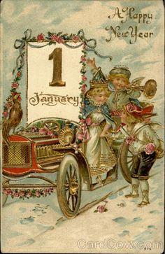 A Happy New Year January 1