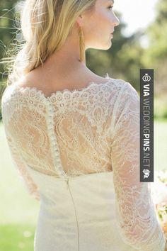 Sweet! - lace | CHECK OUT MORE GREAT FAIRYTALE WEDDING PICS AND IDEAS AT WEDDINGPINS.NET | #weddings #wedding #fairytale #fairytales #rehearsaldinner #bachelorparty #events #forweddings #fairytalewedding #fairytaleweddings #romance