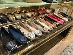 eb40b9b653c4 Fall colors are my favorite!  ToryBurch  Minnie  Fashion  Fall2017. See  more. The Minnie Travel Ballet Flats! Most comfortable fashion flats out  there.