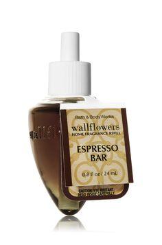 Espresso Bar Wallflowers Fragrance Bulb - Slatkin & Co. - Bath & Body Works