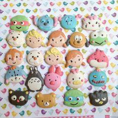 Disney tsum Macarons Macaroon