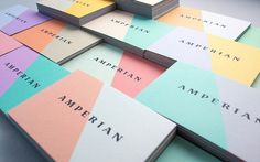 Amperian – Art Direction, Branding, and Graphic Design by BÜRO UFHO
