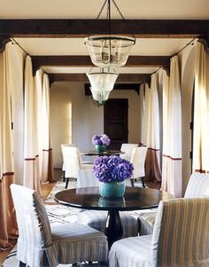 Montecito Home - Warm Colors - Christina Rottman - House Beautiful