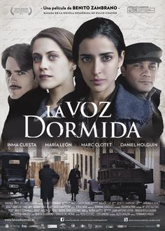 Maria Leon won the Best Newcomer Actress award at the Goyas for this film about the aftermath of the Spanish Civil War, which will shock and move you.