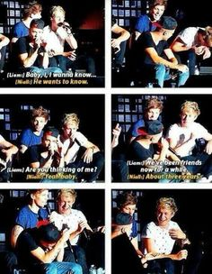 I can't even tell you how much I love Niall