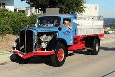 Busse, Vintage Trucks, Classic Trucks, Tractor, Switzerland, Diesel, Jeep, Motorcycles, Arm