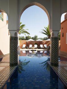 la mamounia in morocco
