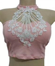 kits c/ 5 cropped top blusinha verão - revenda atacado