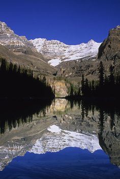 Lake OHara, Yoho National Park, British Columbia