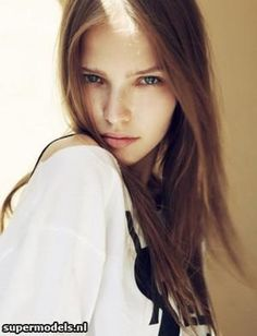Sasha Luss - Russian beauty on the rise...