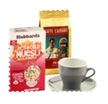 Win 1 of 3 Breakfast Gift Hampers. Complete the form to be in with a chance to win.